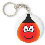 Buoy emoticon   keychains