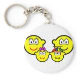 Family buddy icon   keychains