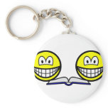 Collaborating smile   keychains