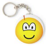 Splinter emoticon   keychains