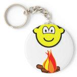 Campfire buddy icon   keychains