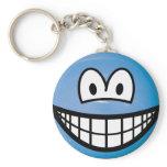 Neptune smile   keychains