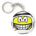 Arab smile   keychains