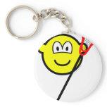 Lacrosse buddy icon   keychains