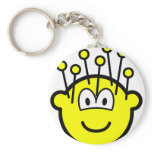 Pincushion buddy icon   keychains