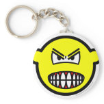 Angry buddy icon   keychains