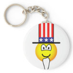 Uncle emoticon Join the emoticons, Now!  keychains