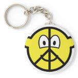 Peace buddy icon   keychains