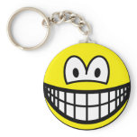 Big smile   keychains