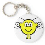 Aries buddy icon Zodiac sign  keychains