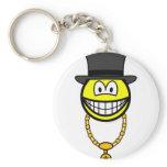 Mayor smile   keychains