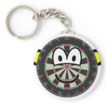 Dartboard buddy icon   keychains