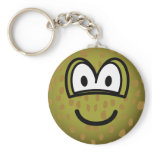Toad emoticon   keychains