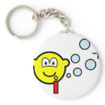 Bubble blowing buddy icon   keychains