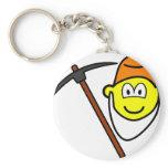 Happy buddy icon Seven Dwarves  keychains