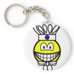 Dough boy smile   keychains