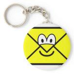 Envelope buddy icon   keychains