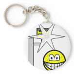 Speed camera smile Caught  keychains