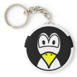 Penguin buddy icon   keychains