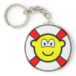 Lifesaver buddy icon   keychains
