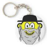 Hassidic buddy icon   keychains