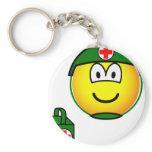 M*A*S*H emoticon medic  keychains