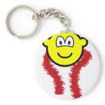 Feathered boa buddy icon   keychains