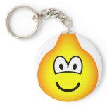 Dromedary emoticon   keychains