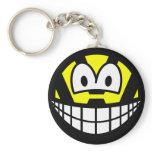 VW smile   keychains