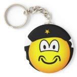 Che Guevara emoticon   keychains
