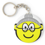 Grandma buddy icon   keychains