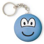 Neptune emoticon   keychains
