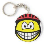 Biker smile   keychains