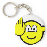 Halt buddy icon   keychains