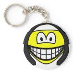 Nun smile   keychains