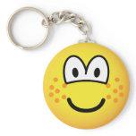 Freckles emoticon   keychains