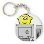 Computing buddy icon   keychains