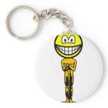 Oscar smile   keychains
