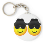 Blues Brothers emoticons   keychains