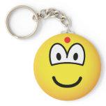 Hindu emoticon   keychains