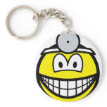 Doctor smile   keychains