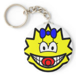 Simpson smile Maggie  keychains