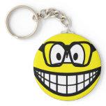 Eric Morecambe smile   keychains