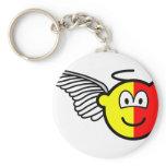 Angel or devil buddy icon   keychains
