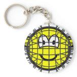 Pinhead buddy icon   keychains