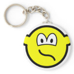 Schizophrenic buddy icon   keychains