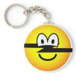 Vauxhall emoticon   keychains
