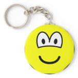 Octagon buddy icon   keychains
