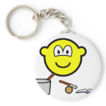 Cooking buddy icon   keychains