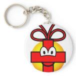 Gift emoticon   keychains